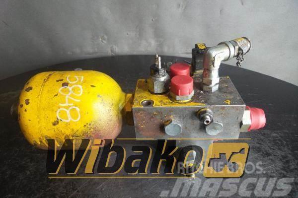 Furukawa Valves set Furukawa 735 HBGV0U1012 W2Z-1412
