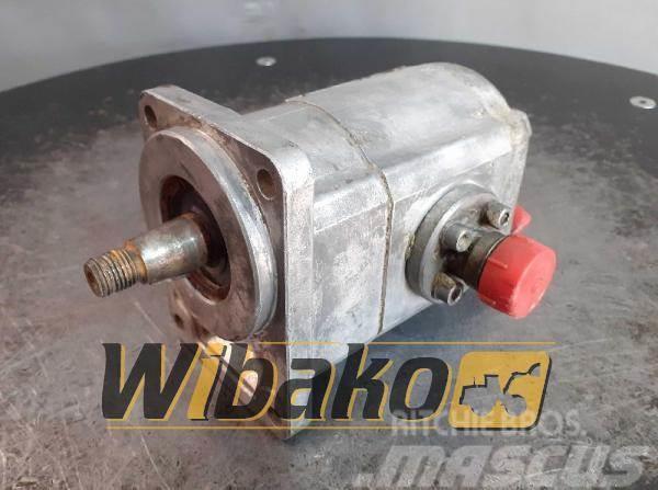 Haldex Hydraulic motor Haldex WM9A1-19-6-7-T-07-N-001M 03