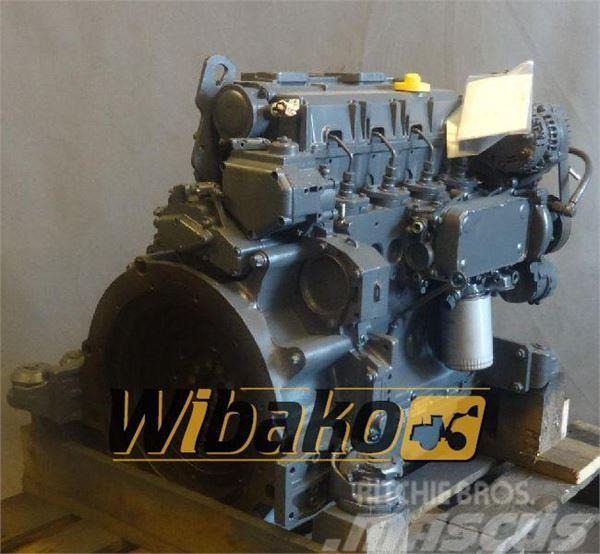 Hamm Engine for Hamm 3411P
