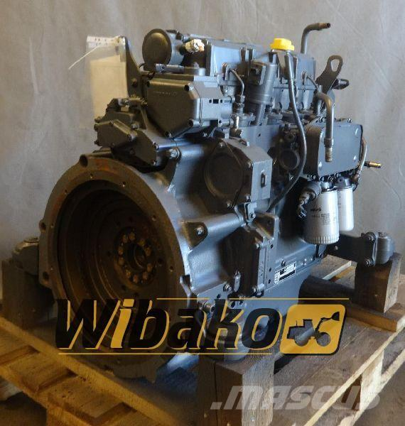 Hamm Engine for Hamm HD090V