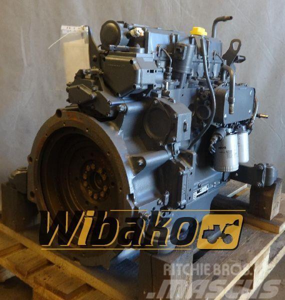 Hamm Engine for Hamm HD120