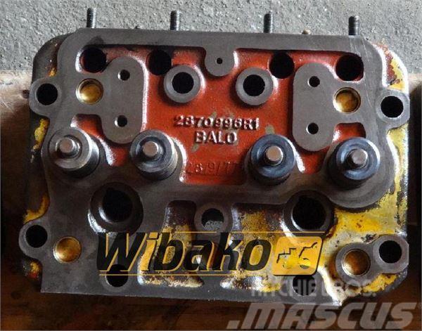 Hanomag Cylinderhead for Hanomag D963/964
