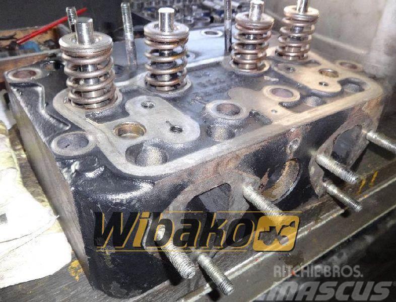 Hanomag Cylinderhead Hanomag D964T