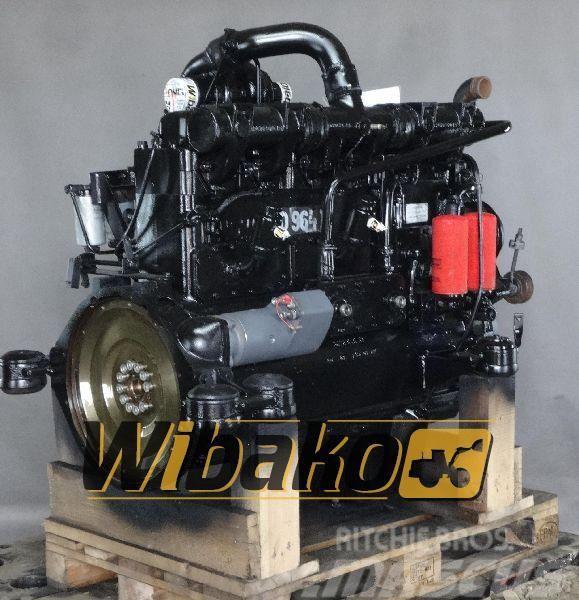 Hanomag Engine Hanomag D964T