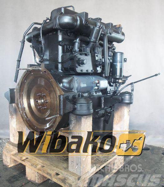 Hanomag Engine / Silnik spalinowy Hanomag D944T