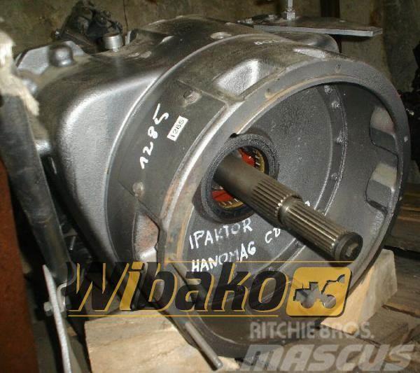 Hanomag Gearbox/Transmission / Skrzynia redukcyjna Hanomag