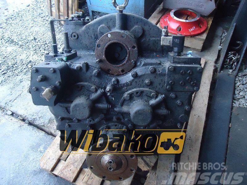 Hanomag Gearbox/Transmission / Skrzynia biegów Hanomag 423