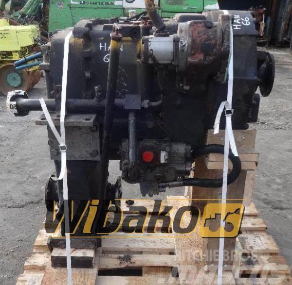Hanomag Gearbox/Transmission / Skrzynia biegów Hanomag 3PW
