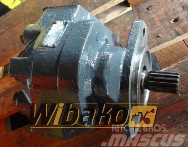 Hanomag Hydraulic pump / Pompa hydrauliczna Hanomag D500
