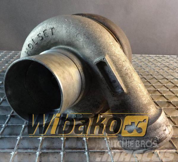 Hanomag Turbocharger / Turbosprężarka Hanomag HOLSET