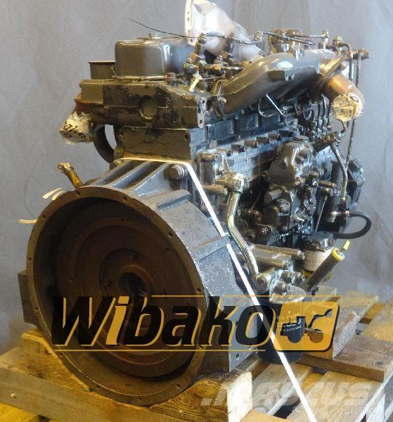 Hitachi Engine for Hitachi EX100M-5