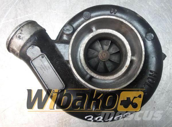 Holset Turbocharger Holset H1E 3528777