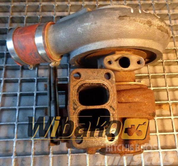 Holset Turbocharger Holset HX35W 3536971