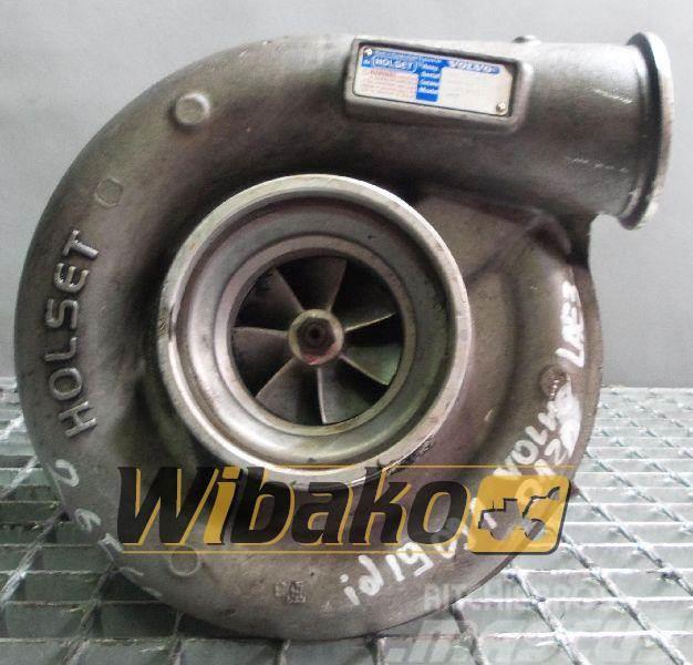 Holset Turbocharger Holset HX35 4037344