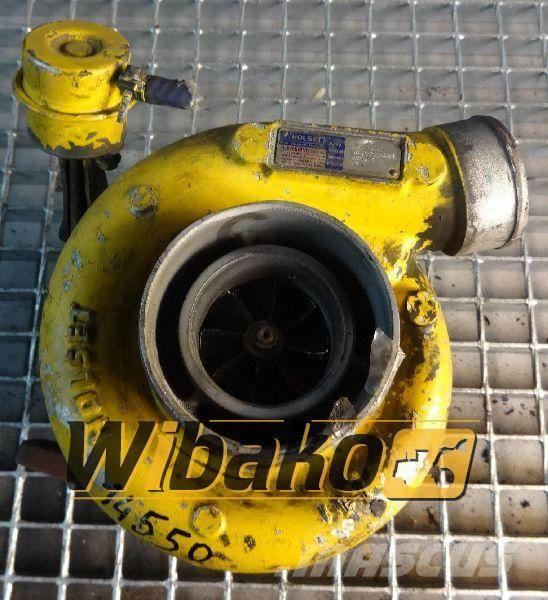 Holset Turbocharger / Turbosprężarka Holset HX40W 3535635