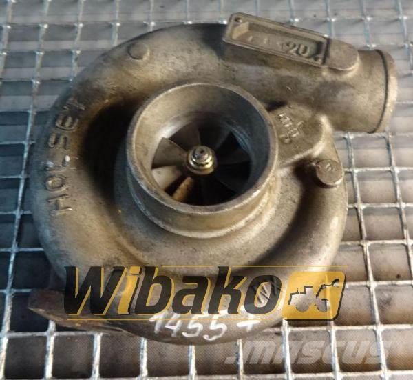 Holset Turbocharger / Turbosprężarka Holset H1C 3528711