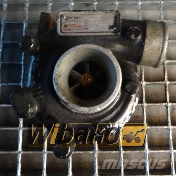 Holset Turbocharger / Turbosprężarka Holset HX25 4045361
