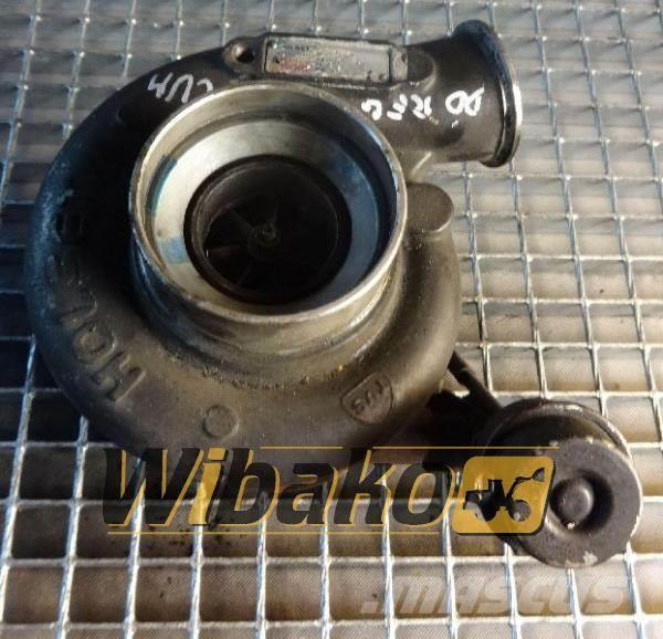 Holset Turbocharger / Turbosprężarka Holset HX35W 4038289
