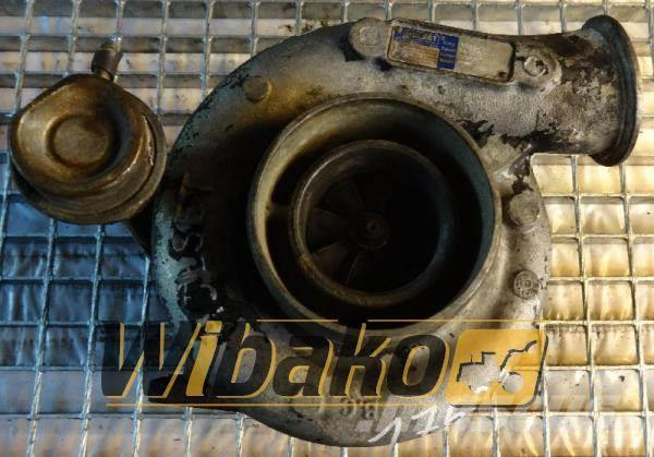 Holset Turbocharger / Turbosprężarka Holset HX40W 3536058