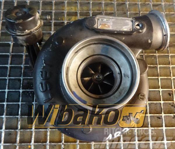 Holset Turbocharger / Turbosprężarka Holset HX35W 4038597
