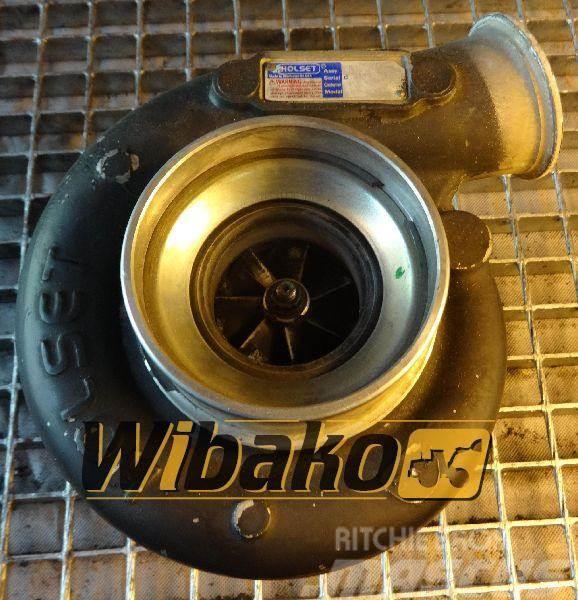Holset Turbocharger / Turbosprężarka Holset HX35 4037469_engines