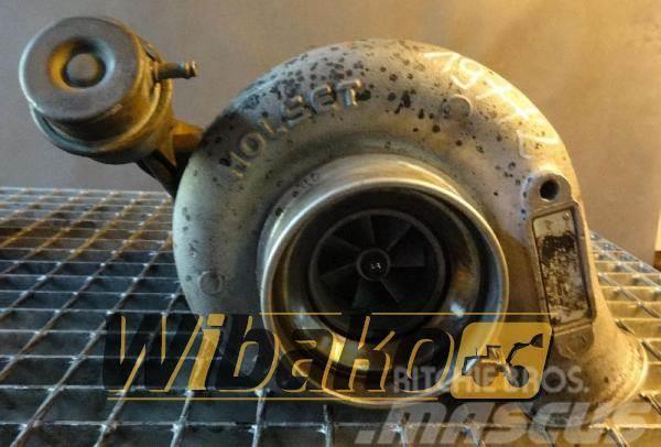 Holset Turbocharger / Turbosprężarka Holset HX35W 4039630