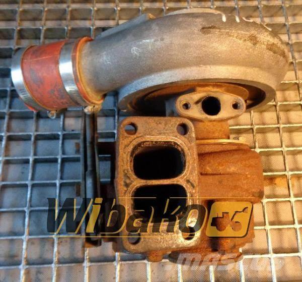 Holset Turbocharger / Turbosprężarka Holset HX35W 3536971