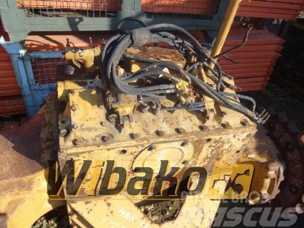 HSW Gearbox/Transmission / Skrzynia redukcyjna HSW 15S