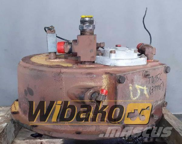 HSW Reduction gearbox/transmission HSW TD-15C