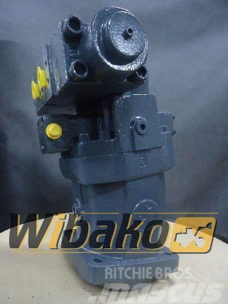 Hydromatik Drive motor Hydromatik A6VM160HA1T/60W-PZB086A-S