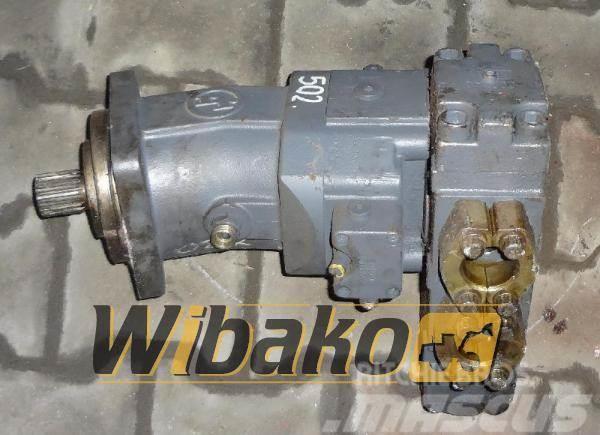 Hydromatik Drive motor Hydromatik A6VM80HA1T/60W-PAB080A 225.