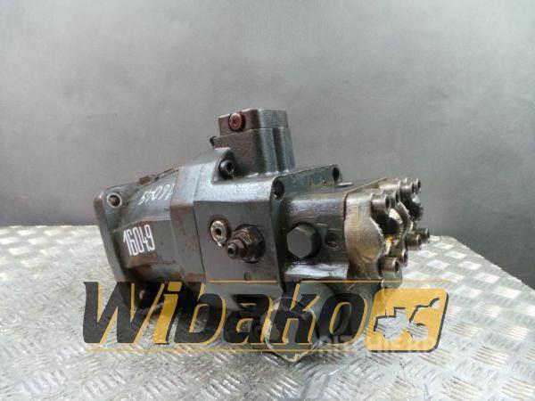 Hydromatik Drive motor Hydromatik A6VM107HA1T/63W-VAB370A-SK