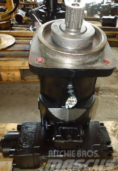 Hydromatik Drive motor / Silnik jazdy Hydromatik A6VM107