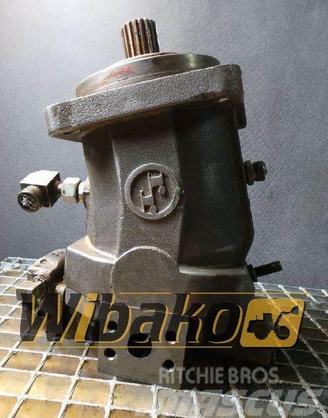 Hydromatik Drive motor / Silnik jazdy Hydromatik A6VM107DA/60