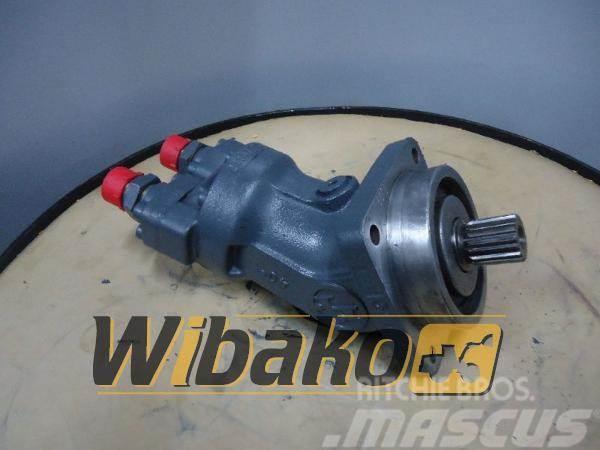 Hydromatik Hydraulic motor Hydromatik A2F63W61A1