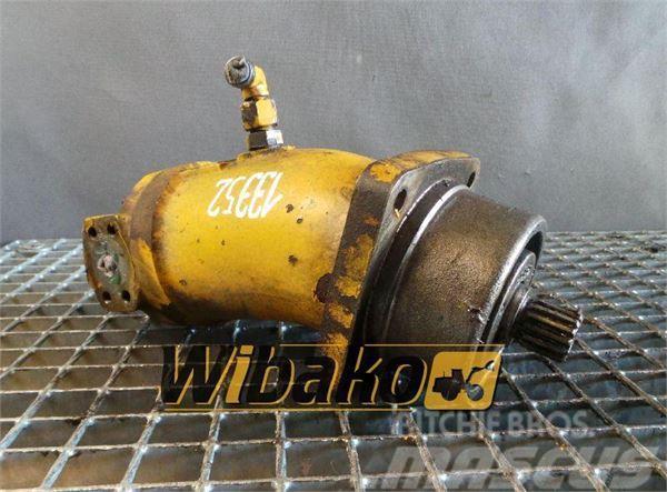 Used hydromatik hydraulic motor hydromatik a2f55 w 1 z 2 for Hydraulic motors for sale