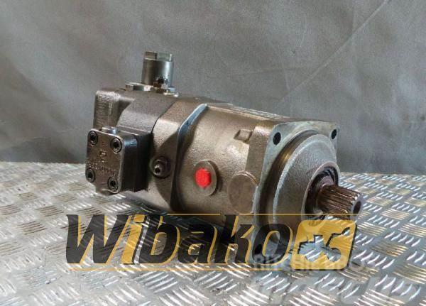 Hydromatik Hydraulic motor Hydromatik A6VM80HA1/63W-VZB380A-K