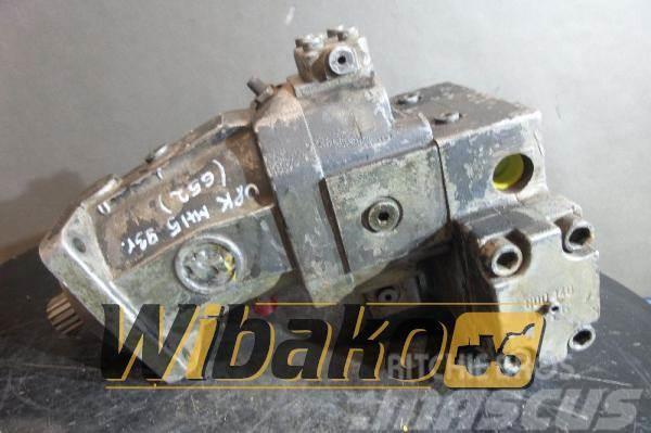 Hydromatik Hydraulic motor Hydromatik A6VM80
