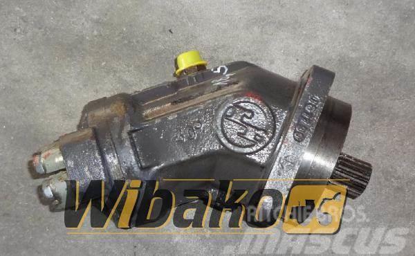 Hydromatik Hydraulic motor Hydromatik A2FM63/6.1W-PAB01
