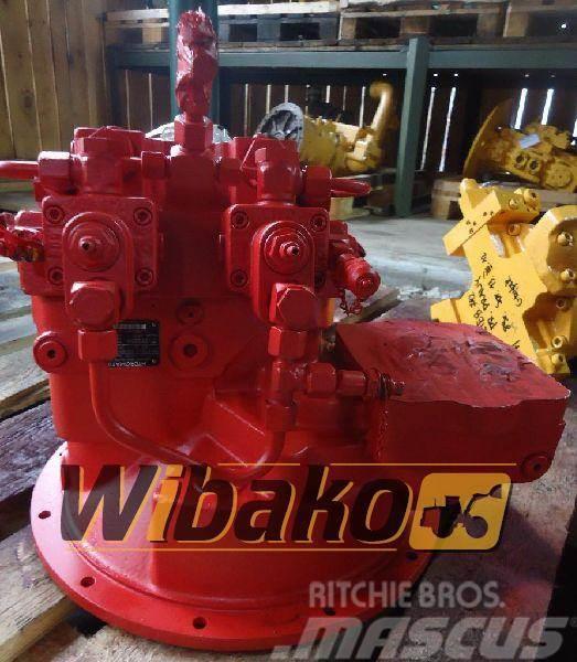 Hydromatik Main pump Hydromatik A8VO55LR3H2/60R1-PZG05K13 R90