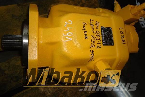 Hydromatik Main pump Hydromatik A10VO100DFR1/31L-PSC11N00-S05