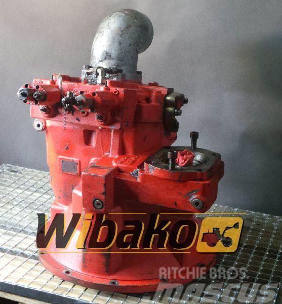 Hydromatik Main pump Hydromatik A8VO160LGDH2/60R1-NZG05K14 R9