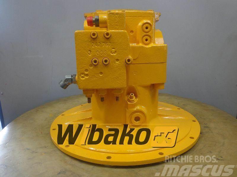 Hydromatik Main pump / Pompa główna Hydromatik AA11VO130LG2S/