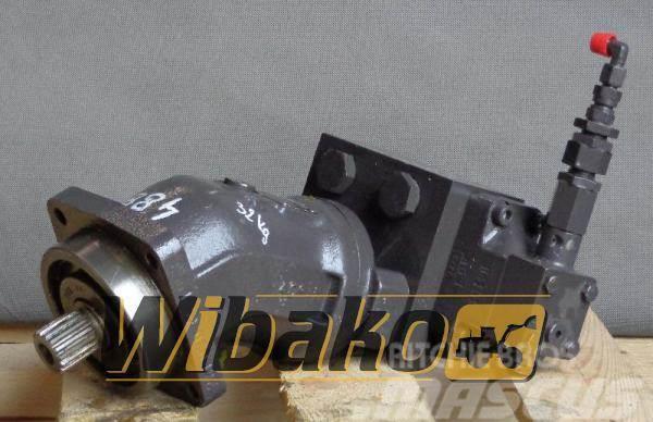 Hydromatik Swing motor / Silnik obrotu Hydromatik A2FM63/61W