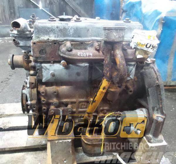 Isuzu Engine Isuzu 4BA1