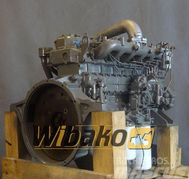 Isuzu Engine Isuzu 6BD1TLE-05