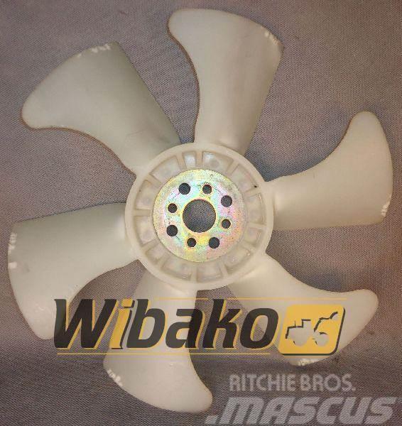Isuzu Fan / Wentylator Isuzu 380261