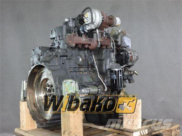 Iveco Engine Iveco F4GE0454A*D660