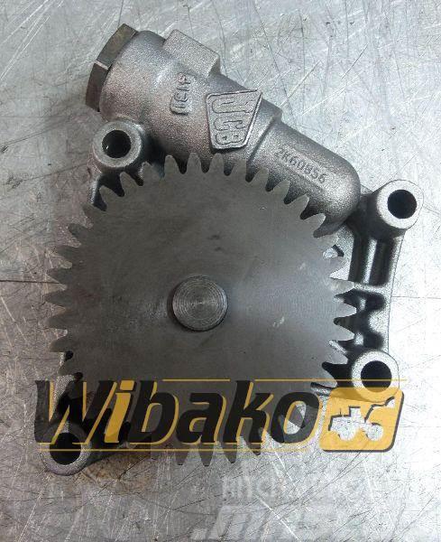 JCB Oil pump JCB 444N2 2K60856
