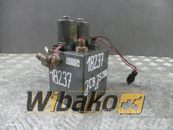 JCB Valves set JCB JS200 E-2